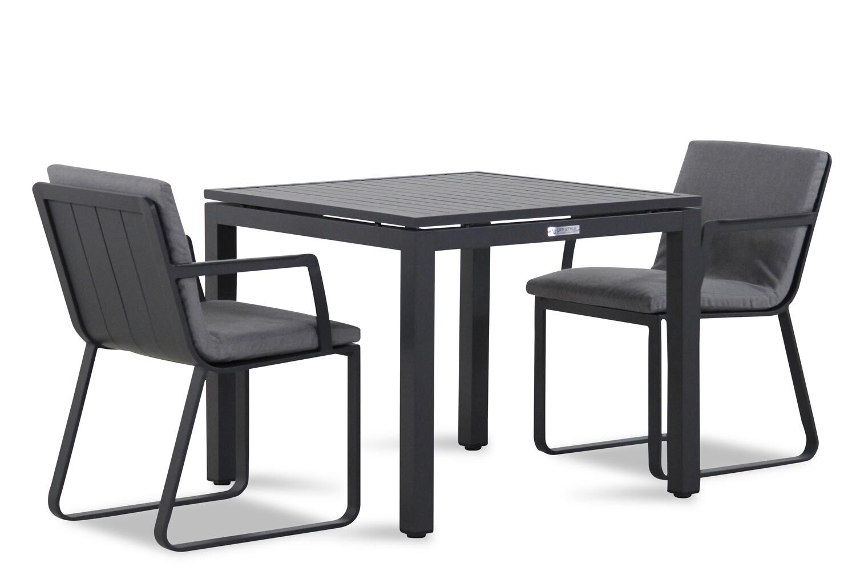 Lifestyle Estancia/Concept 90 cm dining tuinset 3-delig
