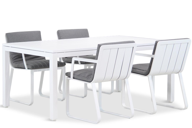 Lifestyle Estancia/Concept 180 cm dining tuinset 5-delig