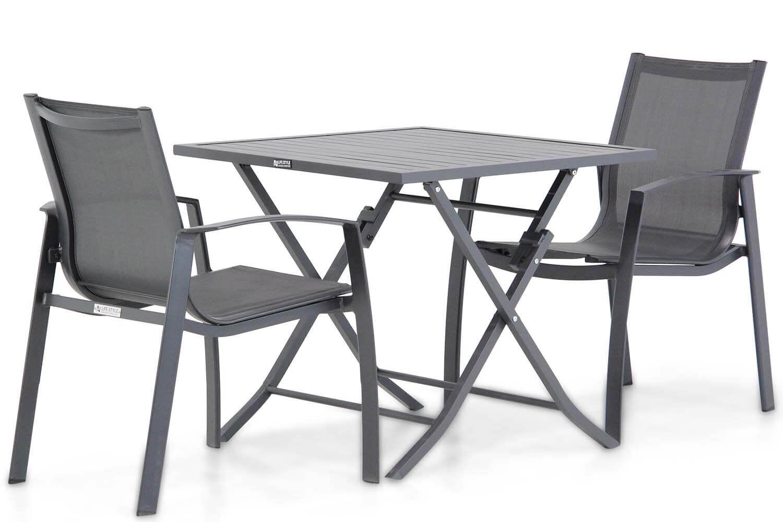 Lifestyle Gregorio/Nicola 80 cm dining tuinset 3-delig