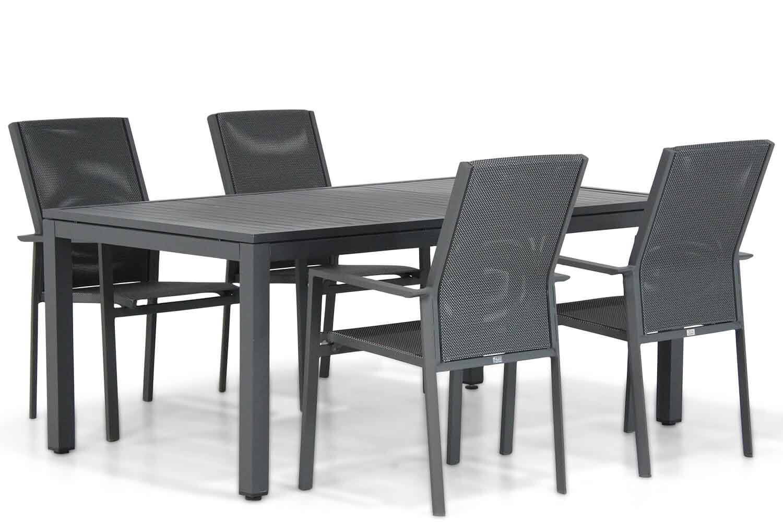 Presto Ricadi/Concept 180 cm dining tuinset 5-delig