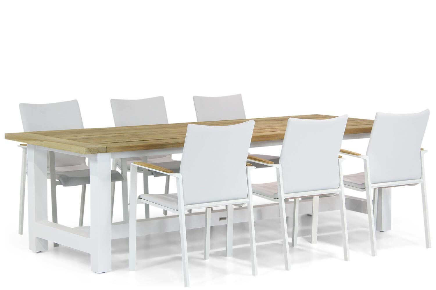 Lifestyle Brandon/Los Angeles 260 cm dining tuinset 7-delig