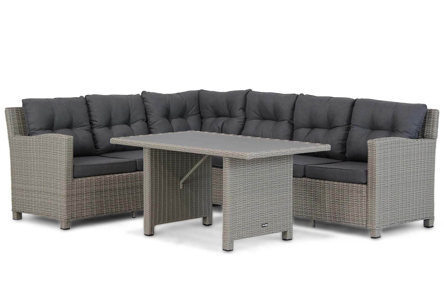 Garden Collections Seaton dining loungeset 3-delig