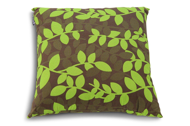 Lifestyle Kaputas green 022  sierkussen 60x60 cm