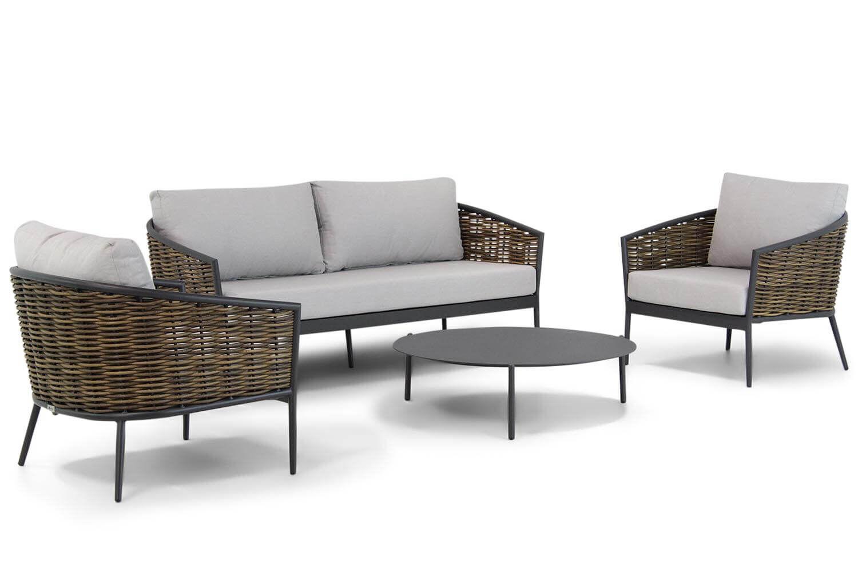 Coco Lanai/Pacific 100 stoel-bank loungeset 4-delig