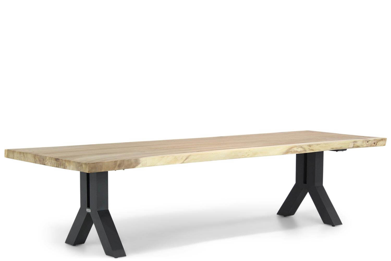 Lifestyle Woodside dining tuintafel 300 x 100 cm