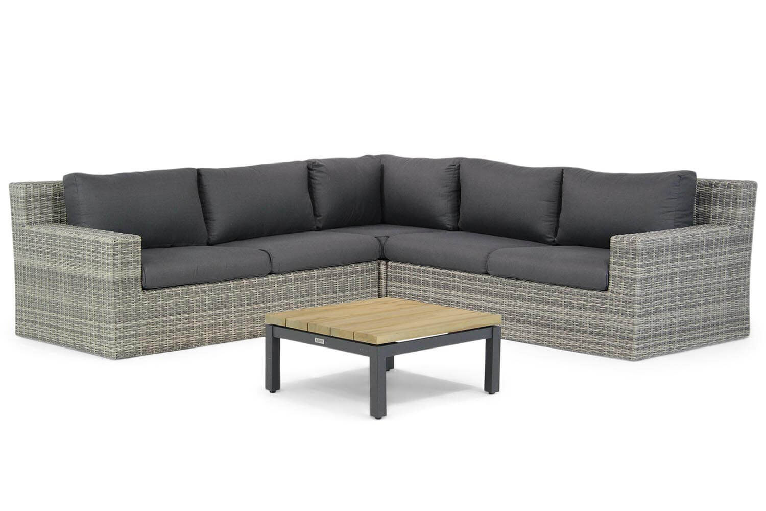 Garden Collections Amico/Riviera loungeset 4-delig