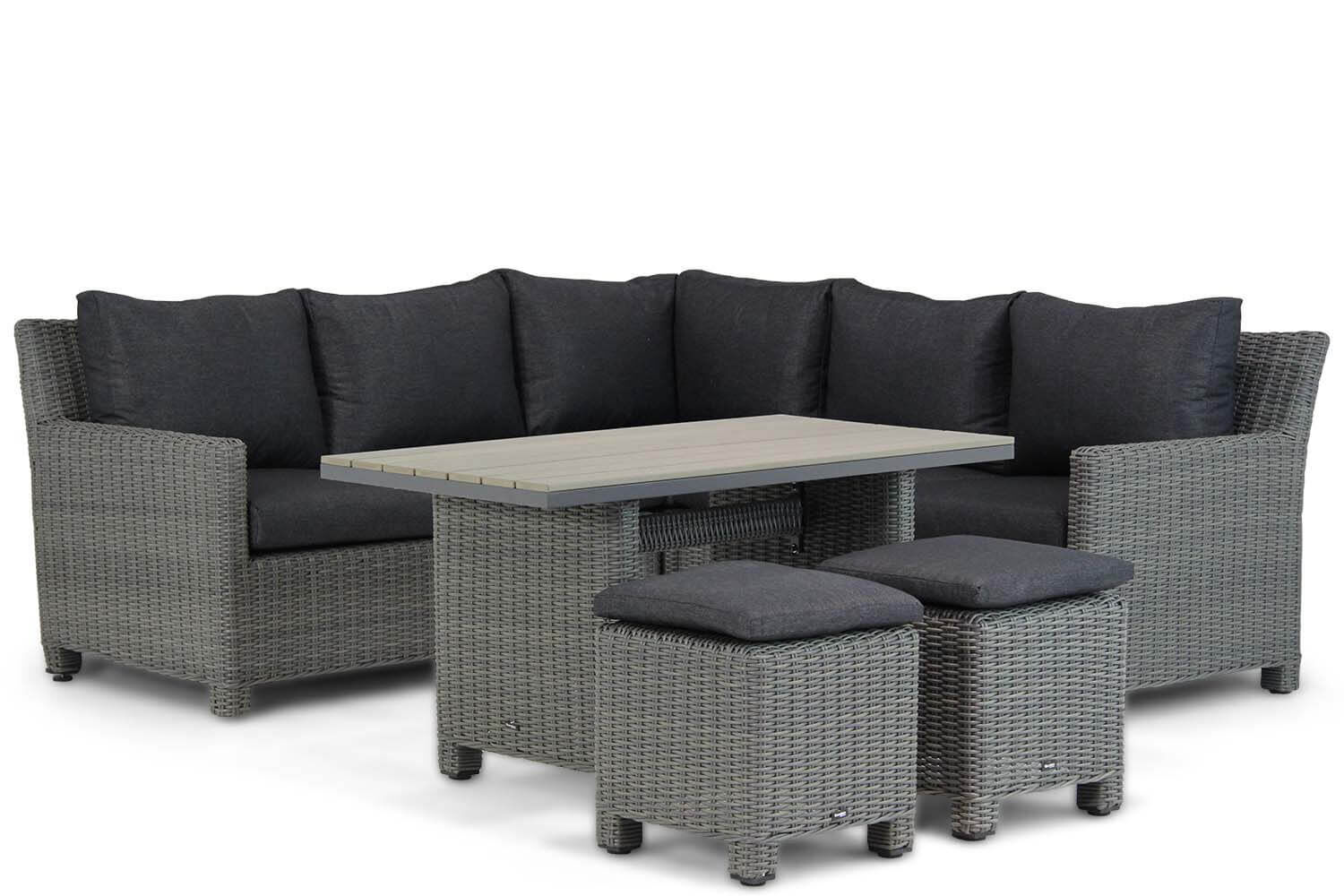 Garden Collections Lusso dining loungeset 6-delig