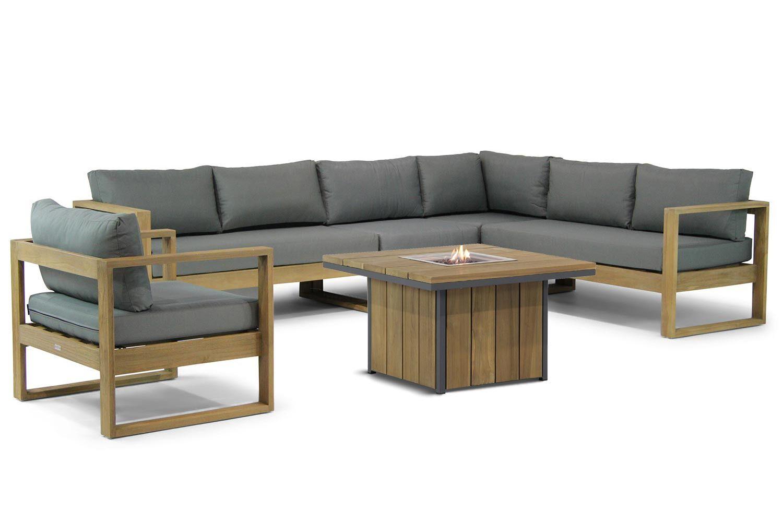 Lifestyle Marriott /Seaside hoek loungeset 6-delig