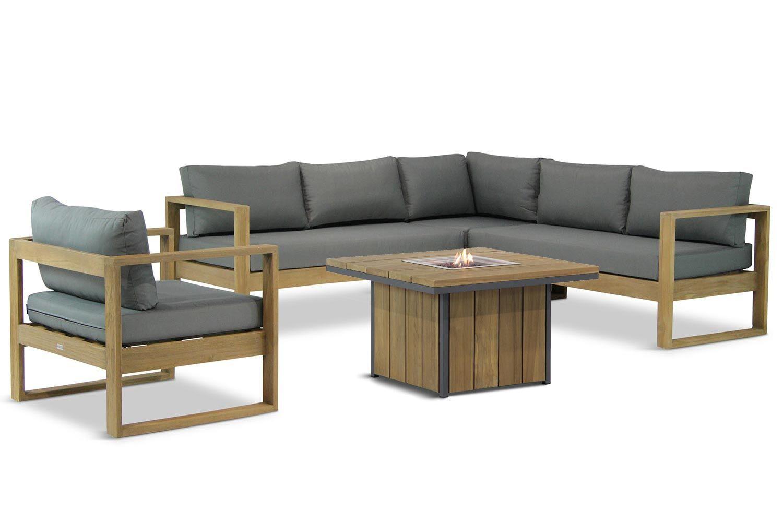 Lifestyle Marriott/Seaside hoek loungeset 5-delig