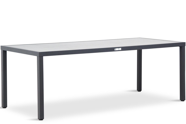 Lifestyle Monte dining tuintafel 210 x 90 cm