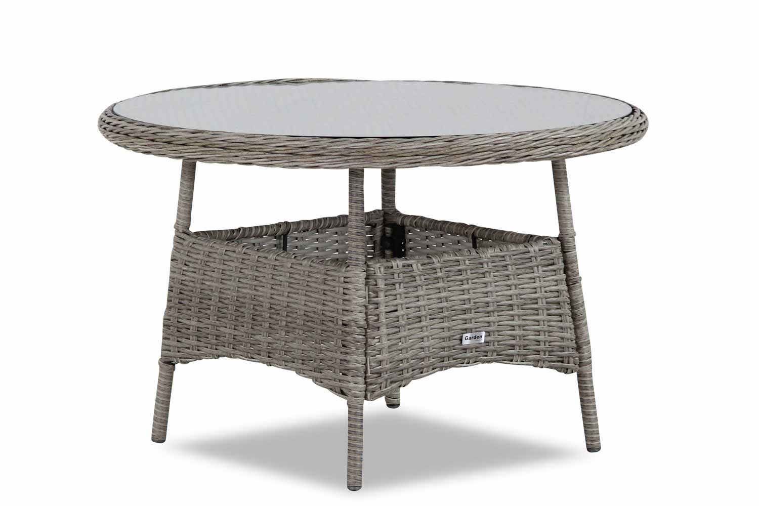 Garden Collections Risaralda lounge/dining tafel rond
