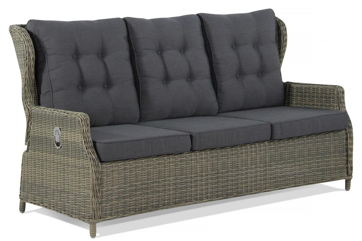 Garden Collections Royalty lounge tuinbank 3-zits