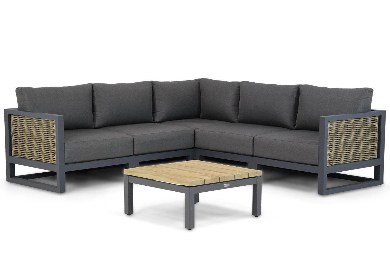 Santika Salviano/Riviera 75 cm hoek loungeset 6-delig
