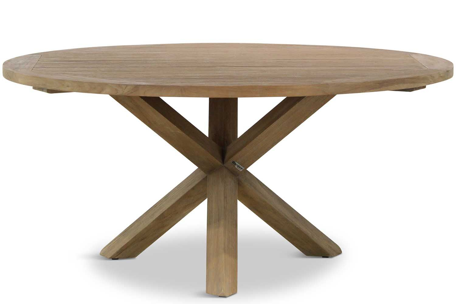 Garden Collections Sand City rond dining tuintafel 160 cm