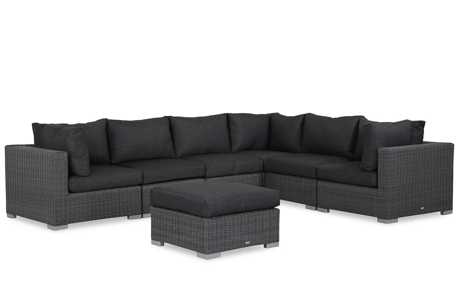 Garden Collections Toronto hoek loungeset 7-delig