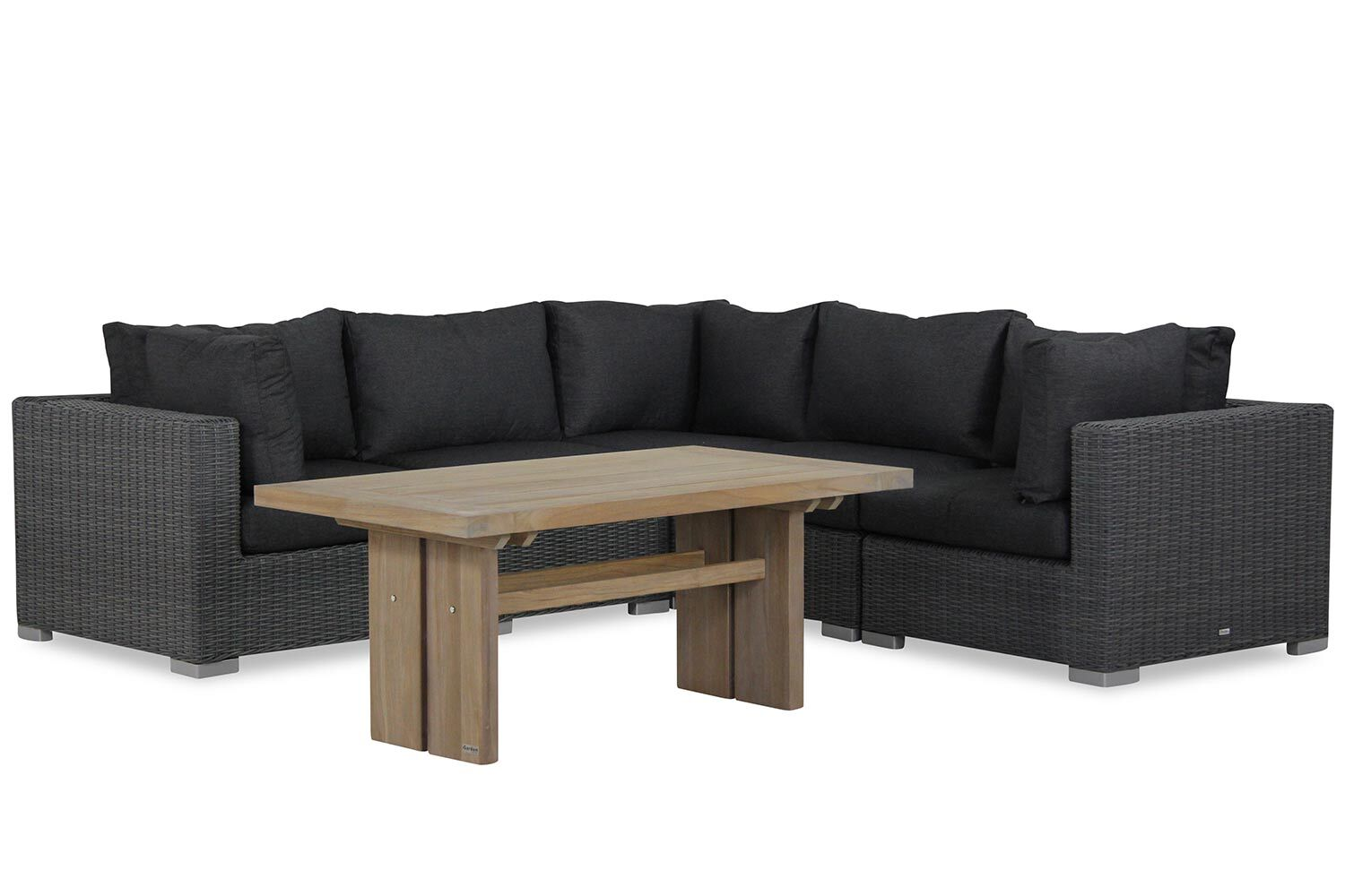 Garden Collections Toronto/Brighton dining loungeset 6-delig