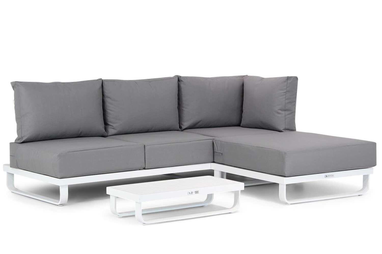 Lifestyle Venezia chaise longue loungeset 4-delig