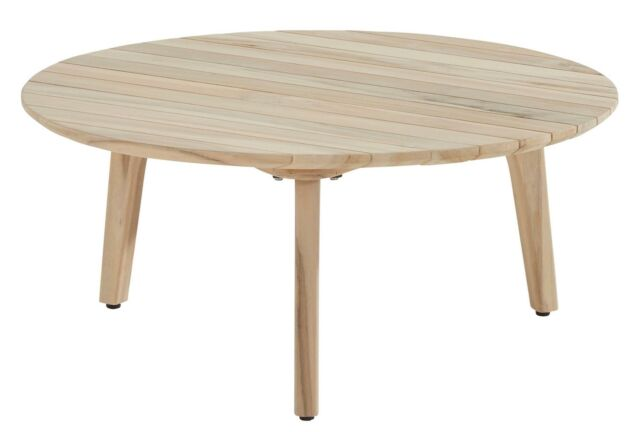 4 Seasons Outdoor Gabor coffee table teak 90 cm (H40)