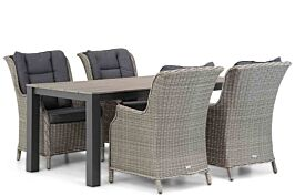 Garden Collections Aberdeen/Valley 180 cm dining tuinset 5-delig