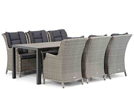 Garden Collections Aberdeen/Young 217 cm dining tuinset 7-delig