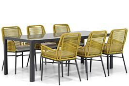 Coco Adali/Mondello 210 cm dining tuinset 7-delig