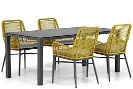 Coco Adali/Pallazo 180 cm dining tuinset 5-delig