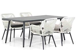 Lifestyle Advance/Sophia 180 cm dining tuinset 5-delig