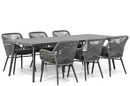 Lifestyle Advance/Sophia 240 cm dining tuinset 7-delig