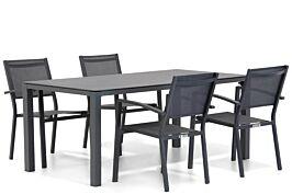 Lifestyle Amarilla/Pallazo 180 cm dining tuinset 5-delig