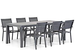 Lifestyle Amarilla/Residence 220 cm dining tuinset 7-delig