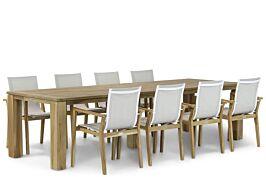 Lifestyle Atlanta/Brighton 300 cm dining tuinset 9-delig