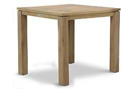 Garden Collections Bristol dining tuintafel 90 x 90 cm