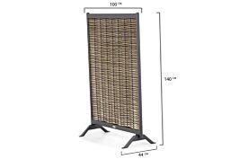 Coco Palm windscherm 100 x 140 cm