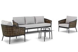 Coco Palm/Pacific 45/60cm stoel-bank loungeset 5-delig