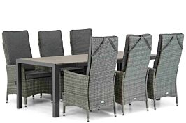 Domani Comino/Young 217 cm dining tuinset 7-delig