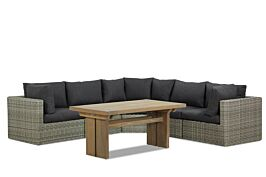Garden Collection Comodo/Brighton dining loungeset 7-delig