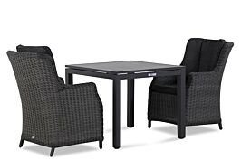 Garden Collections Buckingham/Concept 90 cm dining tuinset 3-delig