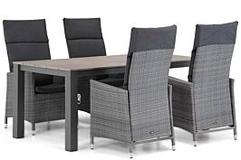 Garden Collections Denver/Valley 180 cm dining tuinset 5-delig
