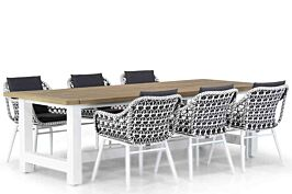 Lifestyle Dolphin/Los Angeles 260 cm dining tuinset 7-delig