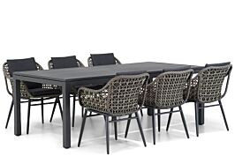 Lifestyle Dolphin/Concept 220 cm dining tuinset 5-delig