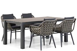 Lifestyle Dolphin/Valley 180 cm dining tuinset 5-delig