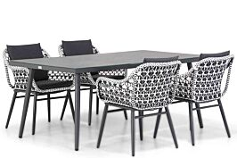 Lifestyle Dolphin/Sophia 180 cm dining tuinset 5-delig