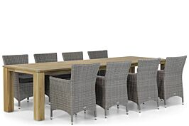 Garden Collections Dublin/Brighton 300 cm dining tuinset 9-delig