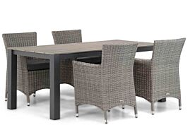 Garden Collections Dublin/Valley 180 cm dining tuinset 5-delig