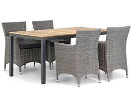 Garden Collections Dublin/Mazzarino 160 cm dining tuinset 5-delig