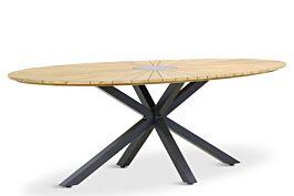 Hartman provance Elips dining tuintafel 220 x 120 cm