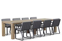 Lifestyle Estancia/Brighton 300 cm dining tuinset 9-delig