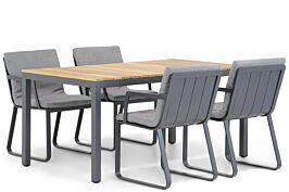 Lifestyle Estancia/Mazzarino 160 cm dining tuinset 5-delig