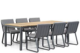 Lifestyle Estancia/Mazzarino 220 cm dining tuinset 7-delig