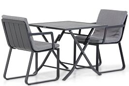Lifestyle Estancia/Nicola 80 cm dining tuinset 3-delig